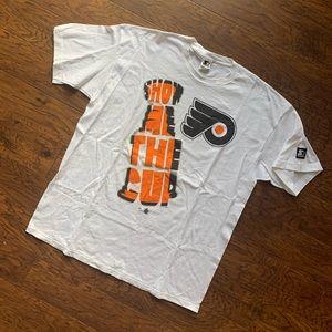 Vintage 90s Starter Philadelphia Flyers T
